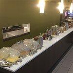 Best Western-Seattle Airport-Breakfast