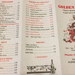 Golden WU Chinese Restaurant
