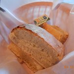 on primise bread