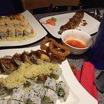 Foto di Osaka Sushi & Japanese Cuisine
