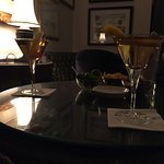 Enjoy one of the best martinis you will ever have.