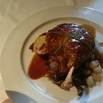 Infinit Restaurant -Confit de Pato-