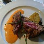 Infinit Restaurant -Ternera de Girona-