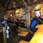 Mooserwirt - wahrscheinlich die schlechteste Skihutte am Arlberg