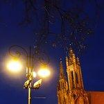 Night and St.Anna