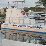 The Undersea Explorer boat