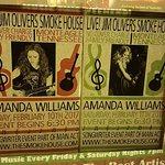 1st class entertainers...Amanda Coleen Williams