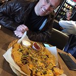 Wow! Now that's a plate of Nachos!