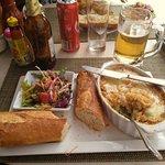 delicious food,-