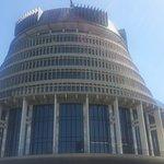 Photo of Parliament Buildings