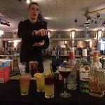 Cocktail demonstration