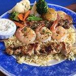 Great food at Ithaka!