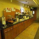 Holiday Inn Express Denver Airport Foto