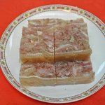 Pork cold dish