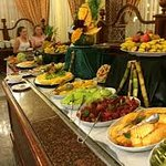 Buffet variety selection