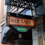 Blue Bayou entrance