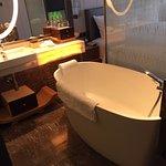 お風呂は開放的