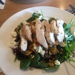Beet and feta salad, delicious! French Creek Marine Pub, 1025 Lee Road | # 1, Parksville, BC