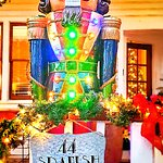 Protector of holiday guests at 44 Spanish Street Inn, St. Augustine, FL