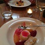 Stunning dessert