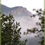 Located in the Colorado mountains near Colorado Springs.