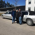 Did some wine tasting and had an awesome time thanks to our Limo driver Amy. She knew the area a