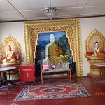 Dharmikarama Burmese Temple Foto