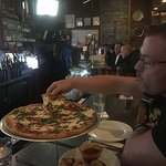 Garlic knots and Margherita pizza are amazing!