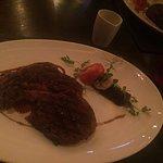 ribeye steak - 300 gram