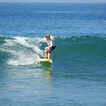 Photo de Santai Surf School Bali