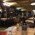 Stanza e area ristorante