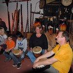 Let's get drumming