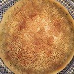 Couscous, kefta aux œufs, agneau aux olives et desserts