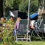 Emplacement spacieux  camping car