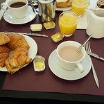 Petit déjeuner :)