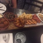 Mixed Hot Tapas