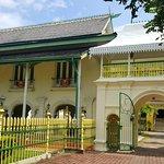 the side view of  Balai Besar, Alor Setar.