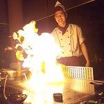 Our private chef