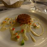 Crab cake The Blue Lagoon (Seafood & Buffet) – The Tropical – Beach Area