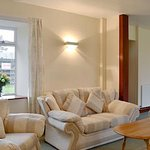 Lounge in Cairngorm View - self-catering cottage for rental in Hotel grounds