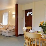 Lounge/Dining in Cairngorm View - self-catering cottage for rental in Hotel grounds
