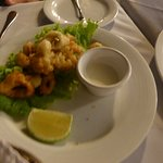 Calamari The Blue Lagoon (Seafood & Buffet) – The Tropical – Beach Area