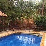 因陀羅瑪雅泳池別墅酒店照片