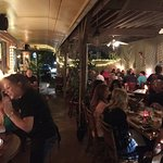 Patio Dining - The Clam House, Palmetto FL