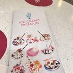 Harrod's Ice Cream Parlour