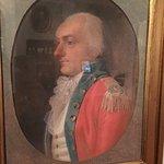 Jens Juel :Adam Levin Søbøtker, oberst og generalguvernør i Vestindien og hans hustru Birgitta.