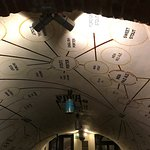 Great vaulted ceiling