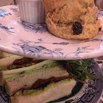 Richmond tea rooms Manchester