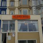 St James Hotel Blackpool