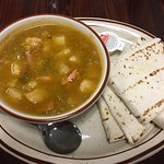Excellent Green Chile Enchiladas, Stew and Carne Adavoda